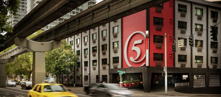 Pineapple Hospitality Opens Hotel Five, Downtown Seattle's Newest Boutique Property