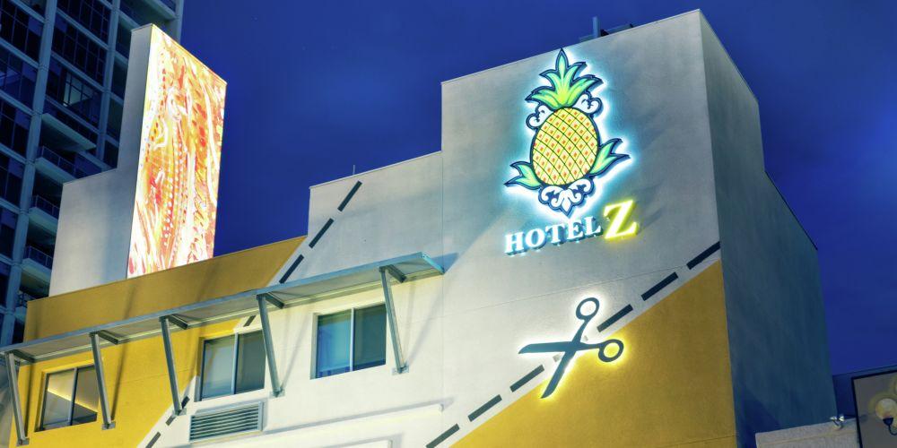 Hotel Z San Diego Ca Staypineapple