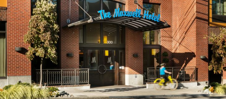 The Best of 2010: The Maxwell Hotel