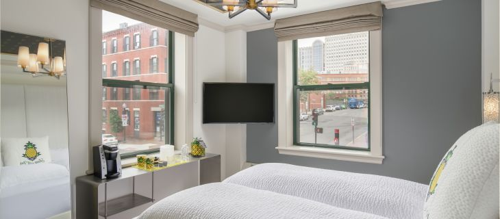 The Telegraph - Staypineapple Boston, A Delightful Hotel