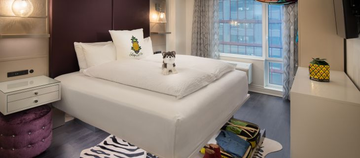 Top 10 New Hotels in Manhattan: Staypineapple New York