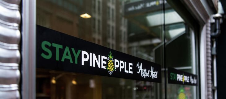 Review of Staypineapple An Artful Hotel, Midtown, New York